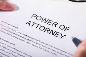 Power Of Attorney Lawyer
